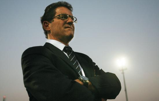 Fabio Capellos England var den eneste store nasjonen i VM som spilte 4-4-2. Det gikk ikke bra.