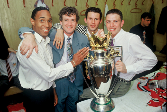 Premiership Title 1993
