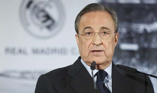 florentino Perez er president i verdens største fotballklubb – og en kortblander av rang.