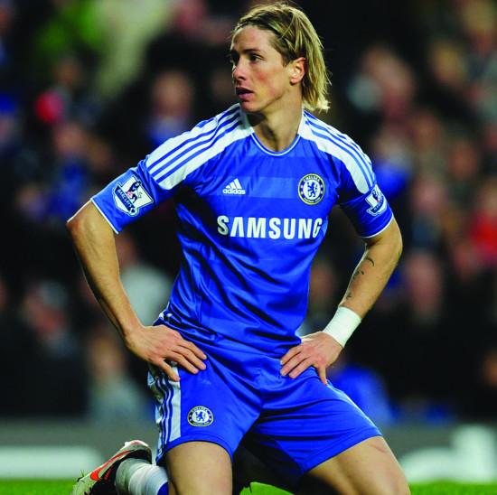 Da Chelsea hentet Fernando Torres viste tallene at han allerede var på hell.