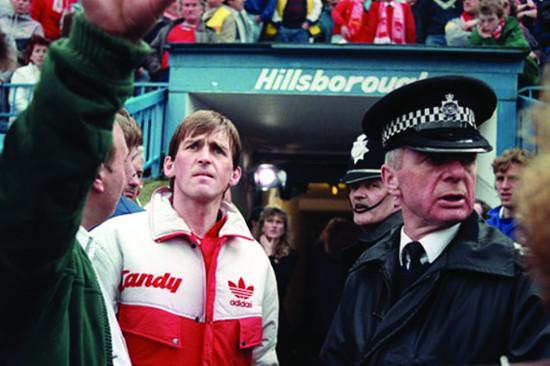 Kenny Dalglish var selv nær et nervøst sammenbrudd etter tragedien.