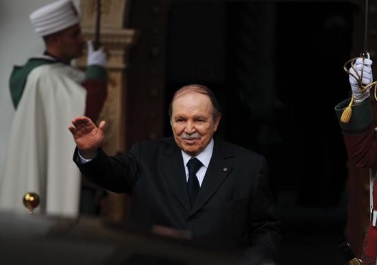 Algerie har blitt et langt roligere land etter at Abdelaziz Bouteflika ble president i 1999.