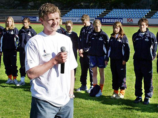 For rundt 25 gutter og 25 jenter var Solskjær-akademiet et årlig høydepunkt. Spillerne ble tatt ut av NFF og kret- sene, og fikk en ukes gratis opphold og gode trenere. Akademiet blir regnet som en uoffisiell landslagssamling for 14-åringer.