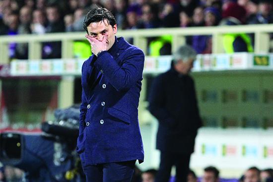 Mange italienere mener Vicenzo Montella er et av de største trenertalentene i landet.