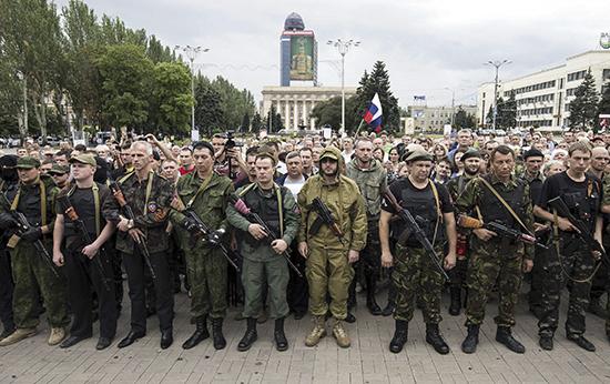 humanitære hjelp i ukraina