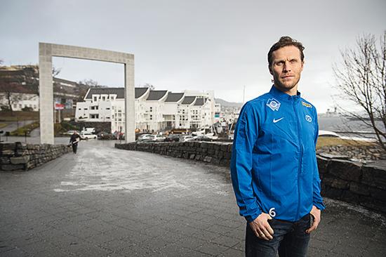 Molde fotballklubb. Aker Stadion. Daniel BErg Hestad. FOTO: ERIK BIRKELAND