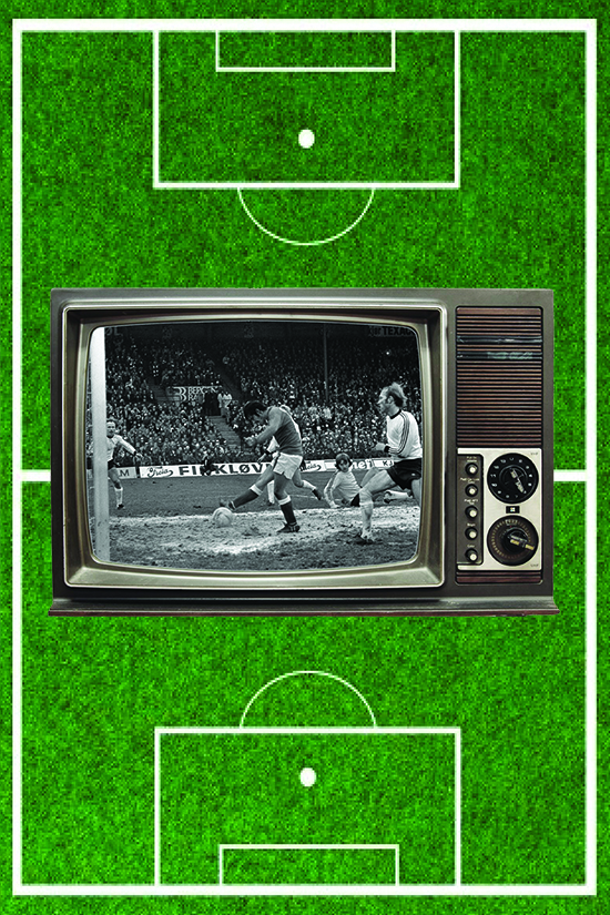 reflekterende tekst om fotball