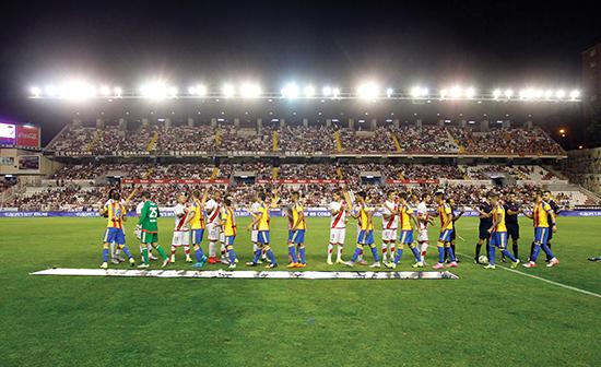 Rayo spiller sin femte strake sesong i La Liga, en stor prestasjon med tanke på klubbens finansielle situasjon de siste årene. En rekke spillere forlater Vallecas hver sommer, og erstatterne hentes ofte gratis eller på lån.