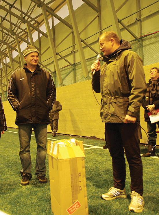 Svein Roaldsen ga sin gode venn, Per-Mathias Høgmo, en takst som var tre ganger høyere enn markedsverdien. Foto Jens R. Knutsen/Harstad Tidende