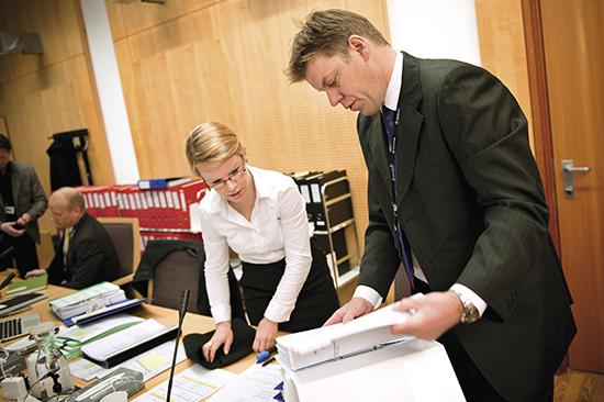 Ingvild Bruce i Økokrim satt i Vålerengas klubbstyre i 2011. Bruce sendte en epost til styret der hun sa seg enig i påtalenemndas vurderinger av saken.