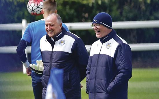 Rekrutteringssjef Steve Walsh overtalte en dypt skeptisk Rainieri til å hente N'Golo Kanté. Italieneren skulle bli dypt takknemlig.